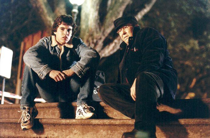 Nicolás Cabré y Ulises Dumont en Yepeto (1999)