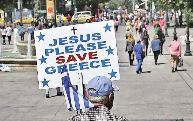 Pension, labour disputes dog Greek talks as cash dwindles