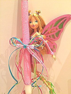 Easter candles,Winx Easter candles-lambada-girls candles