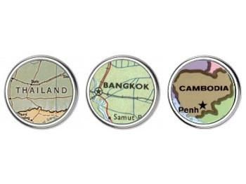 Travel bucket list: Thailand/Bangkok-Cambodia