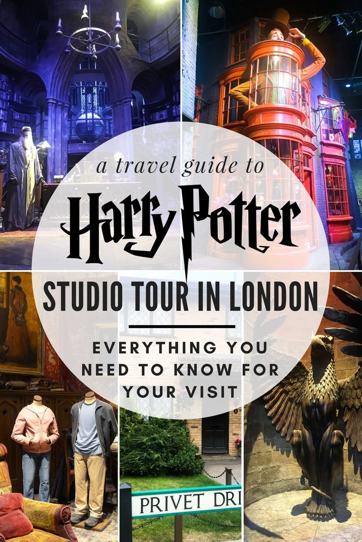 The Harry Potter Studio Tour London Guide Everything You Need To Know For Visiting The City Sidewalks In 2020 Harry Potter Studio Tour Harry Potter Studios London Guide