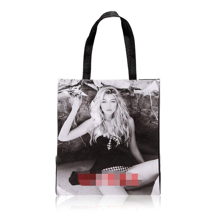 Хозяйственная сумка сумки сумки моды красивый цвет пленки - Taobao