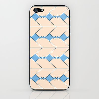 Geometric6 iPhone & iPod Skin by dua2por3 - $15.00