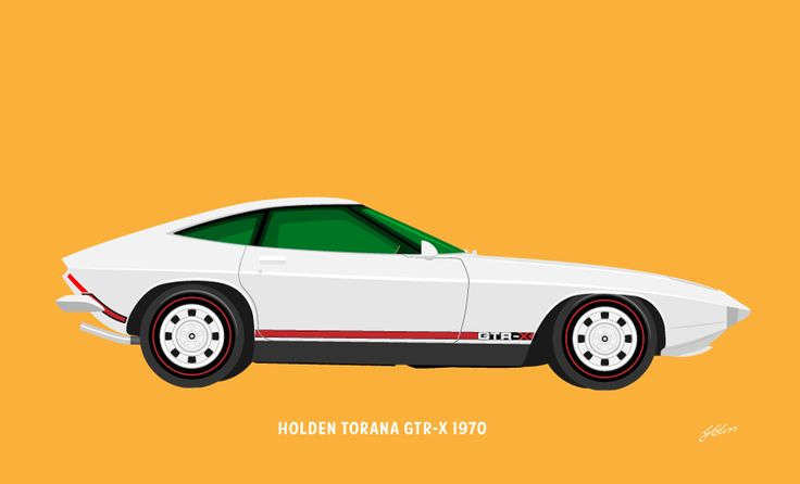 Holden Torana GTR-X