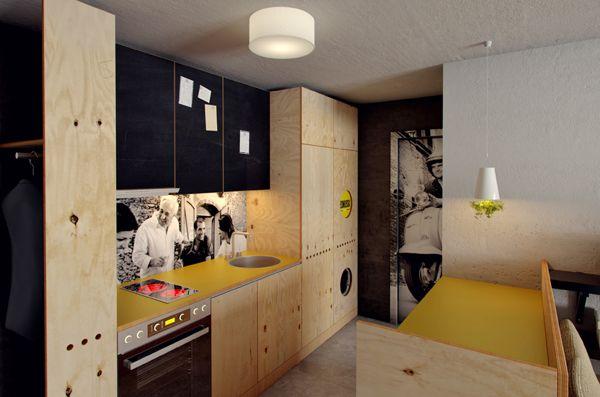 106 best images about one 1 flat on pinterest prague for Annmarie ruta elegant interior designs