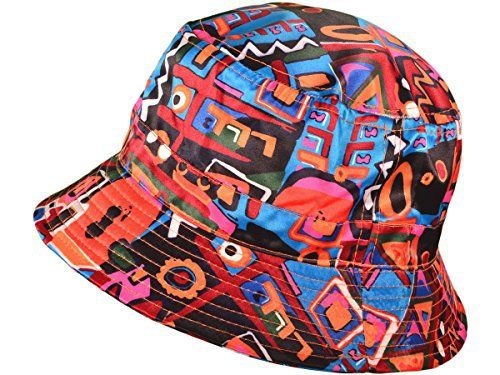 """Top Quality BK Caps Cotton Floral Bucket Hats for less money. 100% Cotton. Best Fit for Hat Sizes Medium to Large. Great for Men, Women, and Children. Made in China.       Famous Words of Inspiration...""""Informed decision-making comes from a long tradition of guessing and..."""