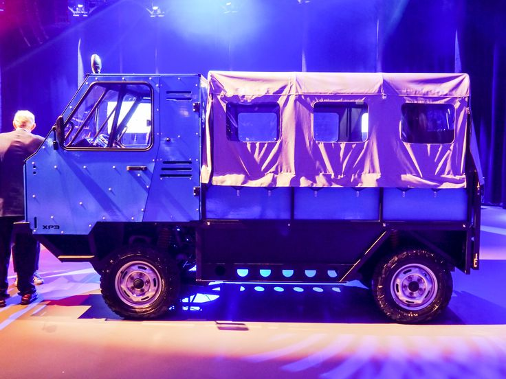 Global Vehicle Trust Ox 2