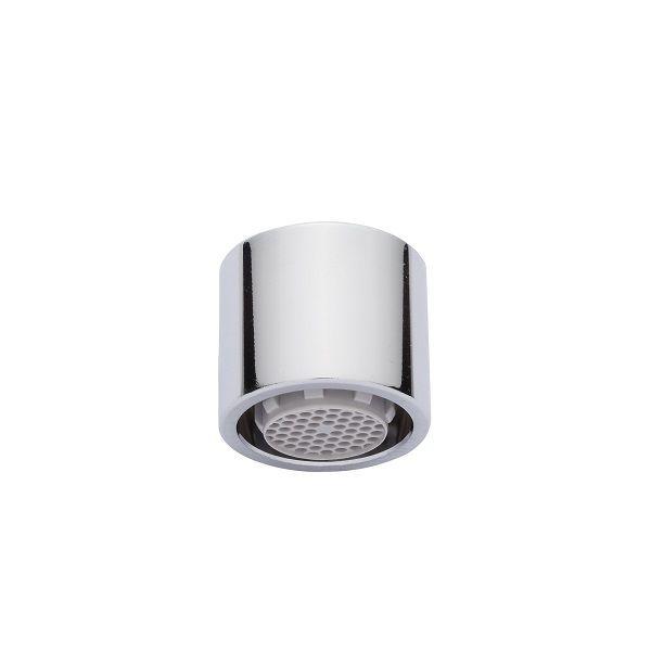 Design Strahlregler mit Luftansaugung und Sondergewinde M 19,5x1 IG in LongLife Qualität in der 10er-Packung. – Design Strahlregler mit Luftansaugung und Sondergewinde M 19,5x1 IG - Durchflussklasse: Full Flow - Für Steinberg Amaturen - Luftsprudler - ∅ 21,0 x H 17,5 mm – in LongLife Qualität – Menge: 10 Stück Design-Armaturen verlangen nach neuen, innovativen Lösungen außerhalb üblicher Maße und Anforderungen für Strahlregler. Schotenröhr™-Strahlregler für Design-Armaturen bieten Ihnen…