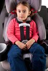 The four car stages for kids. Using the right carseat and how to make them safest. - great info from Transport Canada