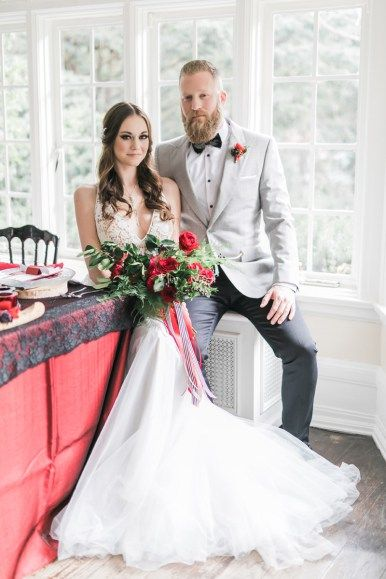 We've got a lot to celebrate, tomorrow is Canada's 150th birthday! Now before you head off for some fun weekend celebrating, we have an amazing Canadiana wedding shoot to share with you. This stunning Canada Day inspired shoot was created by the talentedAsian Fusion Weddings.