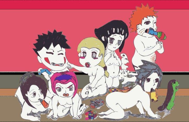 Little heroes konoha