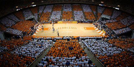 University of Tennessee Basketball