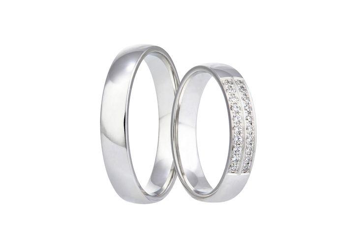 Snubné prstene - model č. 398/02