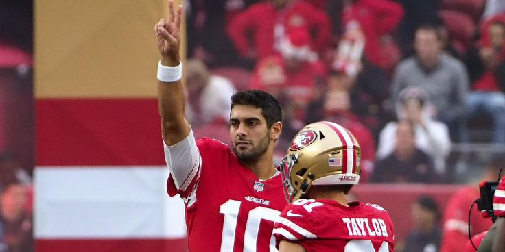 With Jimmy Garoppolo in fold, John Lynch seeks second-year surge for 49ers