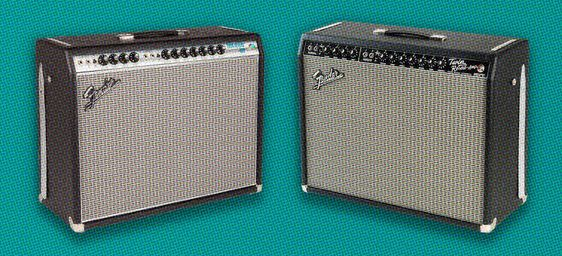 Amp Theory: The Differences Between '65 Reissues and '68 Customs —They both recall the classic Fender amps that everybody loves, but there are a few things to consider between them.