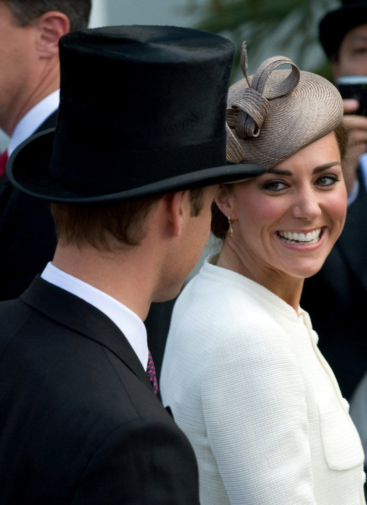 Pin for Later: The Royal Couple's Cutest PDA Moments Kate gave Prince William a…