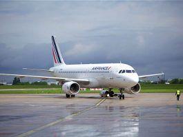 Ahora vas y lo caskas: Huelga en Guyana: sin transatlántica de Air France...