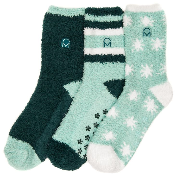 Treat your feet to something good and toasty with these Soft Anti-Skid Fuzzy Winter Socks. So soft & stretchy, your feet will love them! They will become your favourite, softest, warmest, comfiest soc