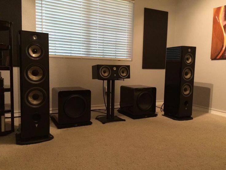 sweet sounding focal aria 948 speaker and sb13 ultra subwoofer combination svs owner systems. Black Bedroom Furniture Sets. Home Design Ideas