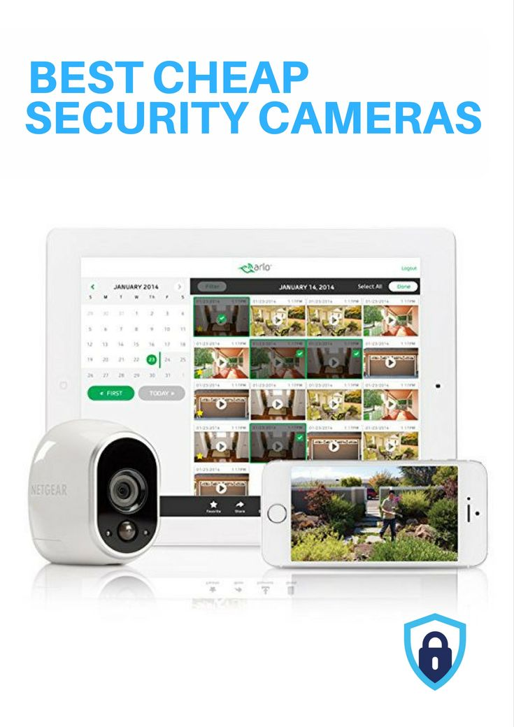 You don't have to shell out half your paycheck to add a little security to your home. If you're not in the market for a fully monitored security system, a cheap security camera could be just the thing to add some protection to your home without dipping too far into your budget. There are a lot of great options for under $150.