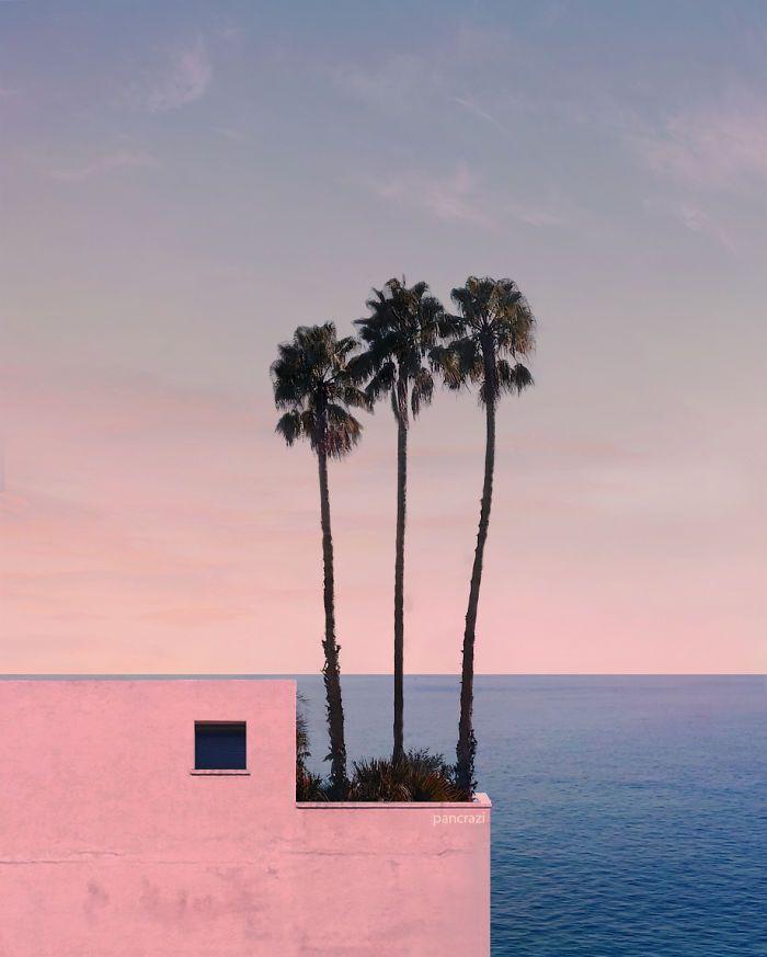 https://www.boredpanda.com/minimalist-pictures-summer-memories-andria-darius-pancrazi/