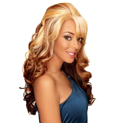 Hollywood SiS Synthetic Lace Front Wig - Eppie