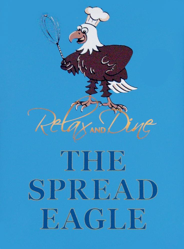 The Spread Eagle Pub - Sign