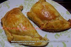 Vamos a hacer unas ricas empanadas al horno   Tradicionales de la cocina chilena Esas empanadas que comemos los domingos y pa...