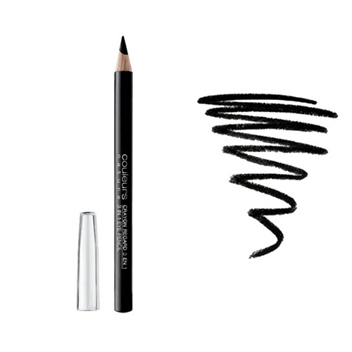 To realize step 1, you will need the 3-in-1 Eye Pencil. #makeuptips #yvesrocher
