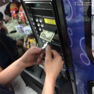 Y yo decía y estos… Tanto dinero tienen { GIF } #real #fail