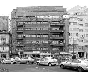 . Lucia și Horia Creangă Imobilul Barbu Dimitrescu, Str. Lahovary 5A (1933), unde din 1935 a avut și biroul de arhitectură