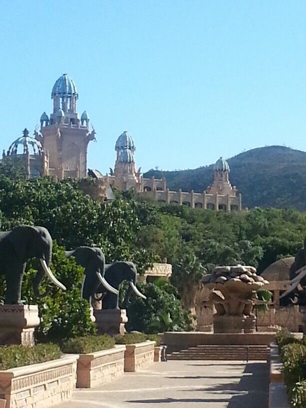 Sun City is a luxury casino and resort located in the Northwestern Province of the Republic of South Africa.