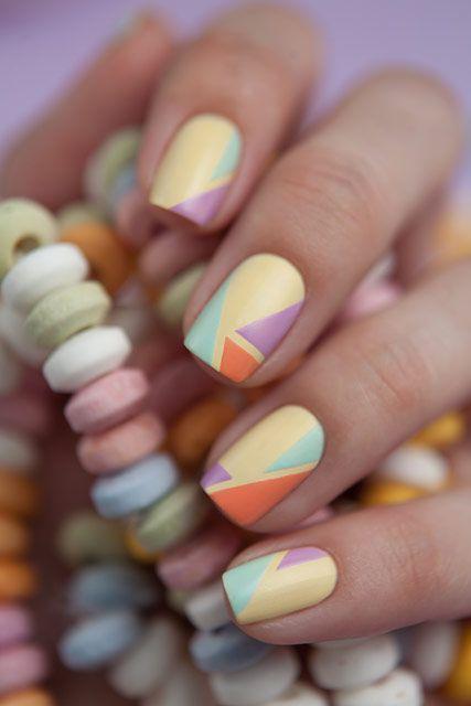 Pupa Sporty Chic collection #nail #nails #nailart
