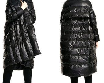 Women winter hooded outwear with two big pockets by newstar2016