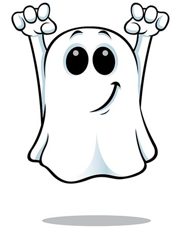 423 best halloween dessin images on pinterest ghosts smileys and rh pinterest com cute girl ghost clipart
