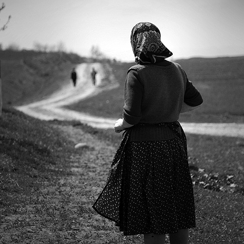 the homecoming, photography by Mishu Vass, Romania