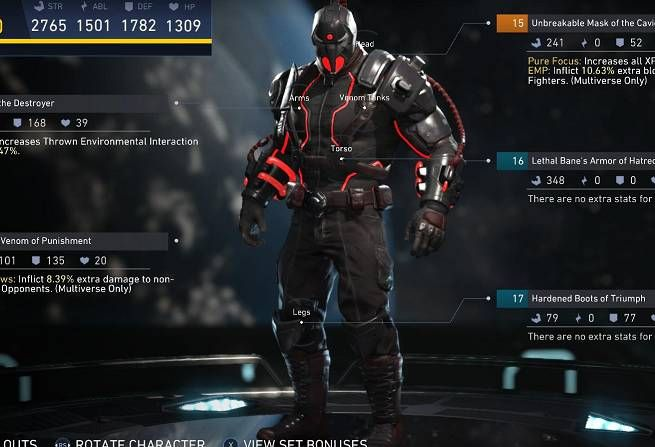Pin By The Dark On Armors And Tactical Gear Injustice 2 Injustice Marvel N Dc