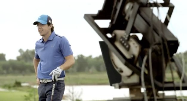 The problem with a lot of robots is that few have a highly honed sense of humor. However, one golfing robot trash-talked Rory McIlroy to utter distraction. Read this article by Chris Matyszczyk on CNET News. via @CNET