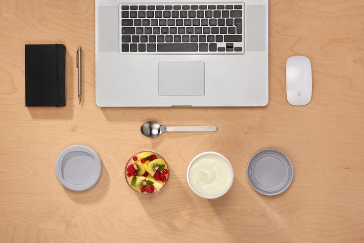 Geniet van je lunch met de Rosti Mepal Lunchpot Ellipse. Ideaal voor yoghurt met fruit, soep met croutons of kwark met muesli. Eet smakelijk!