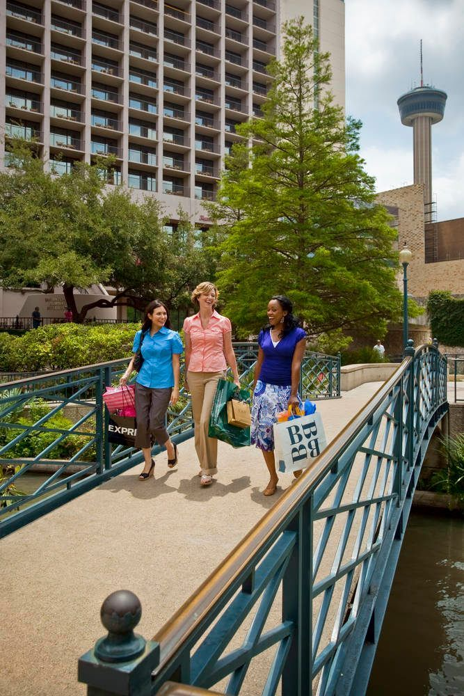 San Antonio Marriott Riverwalk River Walk Shopping Enjoy