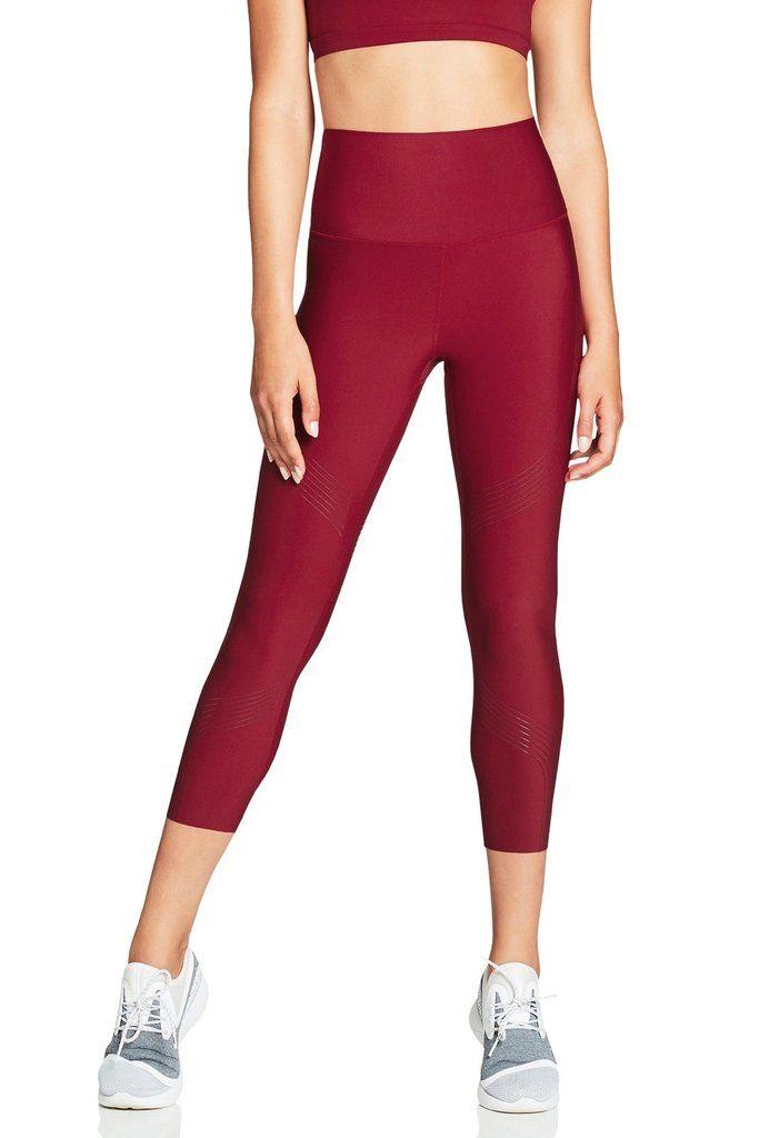 42fec03fad Linear High Rise Legging   activewear   Active wear, Fashion, Pants