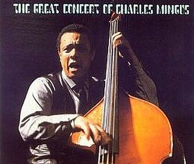 Recorded on April 19, 1974, at the Théâtre des Champs-Élysées, Paris, France, 'The Great Concert of Charles Mingus' is a 1964 live album by jazz bassist and composer Charles Mingus. TODAY in LA COLLECTION on RVJ >> http://go.rvj.pm/32x