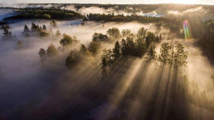 Nastola, Finland by Erkki Hämäläinen