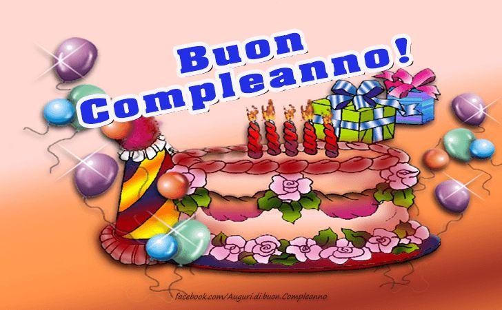 Auguri di Buon Compleanno | Buon Compleanno!