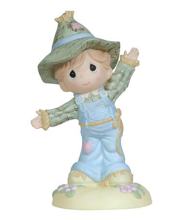 Another great find on #zulily! The Wonderful Wizard Of Oz Scare Crow Figurine #zulilyfinds