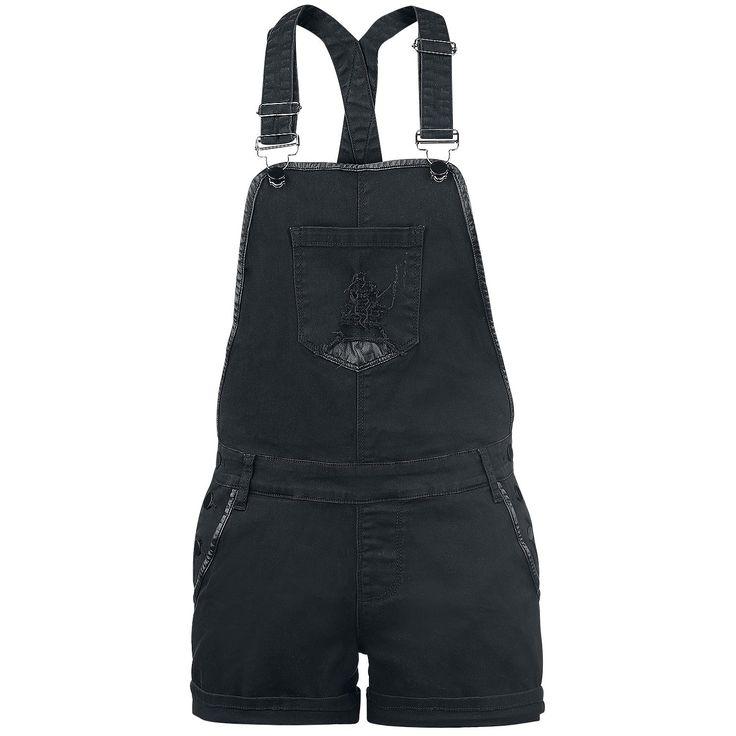 PU Bib - Black Premium by EMP, 39,99€