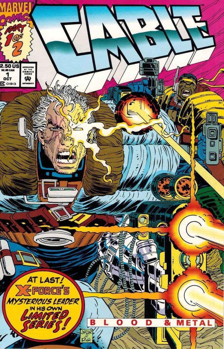 John persons comics for sale - Cable Blood Metal 1 By John Romita Jr
