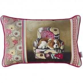 Dog On A Sofa #Apolena #Desado