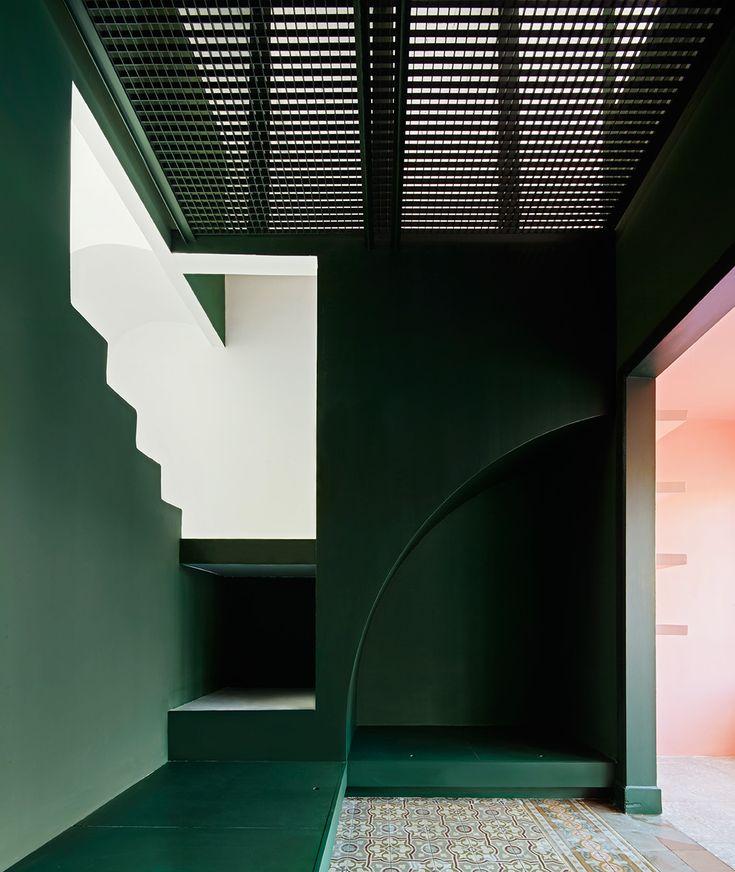 Casa Horta, Barcelona, Spain | Guillermo Santoma