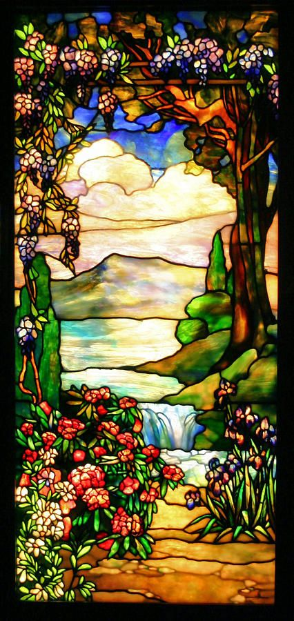 stained glass fairy tale - Google Search